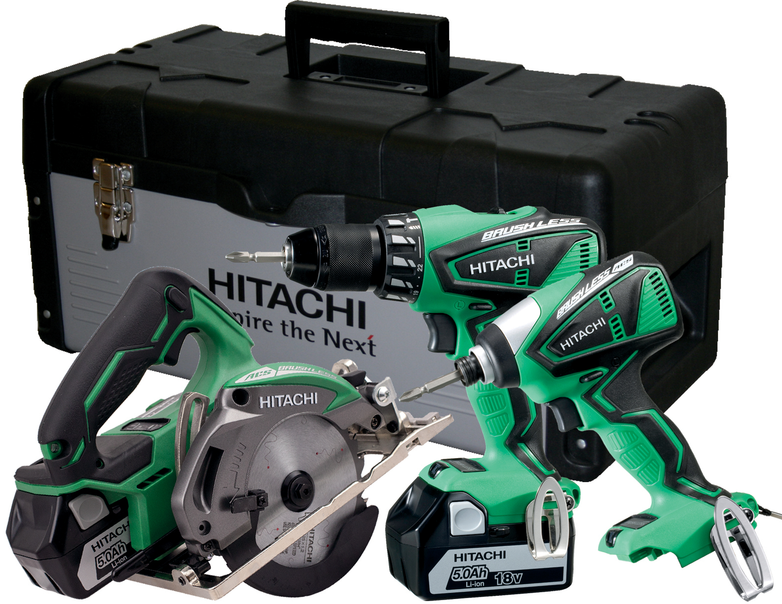 hitachi verktyg kampanj